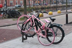 gps tracker fahrrad in sattelstütze gegen diebstahl